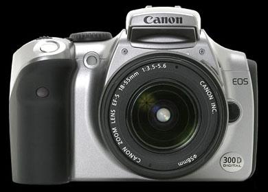 انتخابی دیگر: Nikon D۷۰یا Canon EOS ۳۰۰D