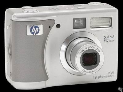 معرفی HP Photosmart 935