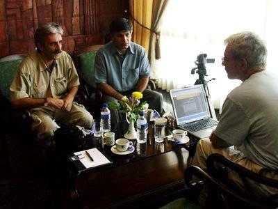 گفتگو اختصاصی سایت عکاسی با «تری برت»