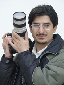 امیر خلوصی در جمع فتوبلاگ های سایت عکاسی