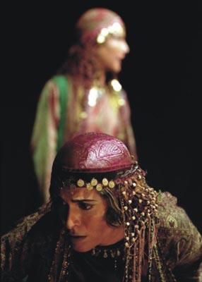 نمایشگاه عکس تئاتر ایران در مان هنر نو
