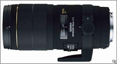 معرفی لنز Sigma 180mm F3.5 APO EX DG / HSM