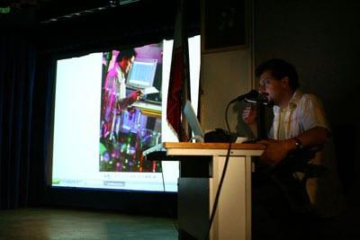 هفتمین کارگاه سایت عکاسی برگزار شد