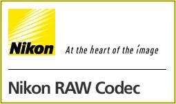Nikon RAW Codec