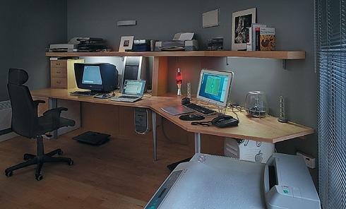 محیط کار مناسب برای تاریکخانه دیجیتال