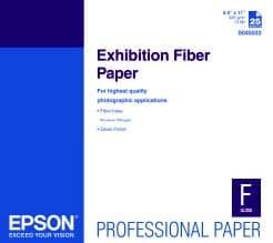 کاغذ چاپ Epson Exhibition Fiber