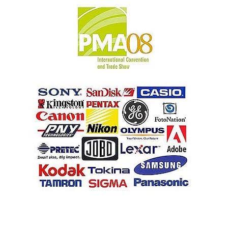 نگاهی به نمایشگاه PMA08