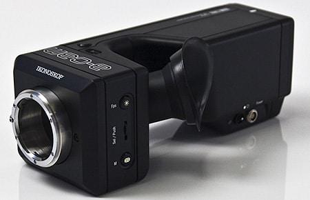 A-Cam dII: یک نوآوری در ویدیوی دیجیتال