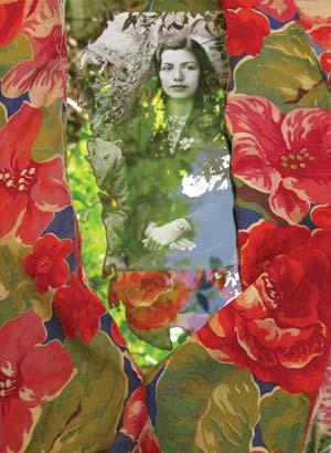 نمایشگاه رعنا جوادی در گالری گلستان