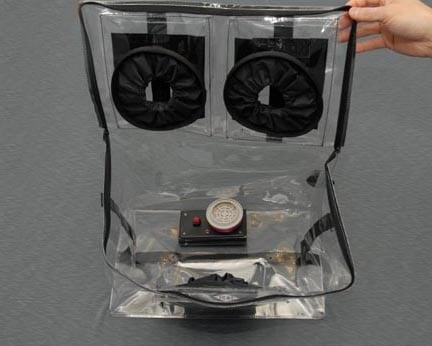 سیستم ضد غبار Koh