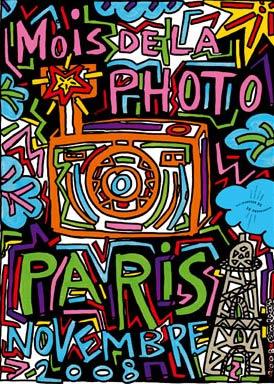 نوامبر عکاسی پاریس و یک پنجره ایرانی
