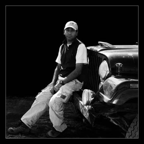 آتلیه صحرایی و راننده های کویر – عکس ۳