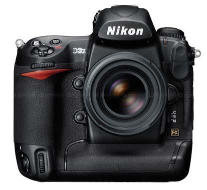 معرفی دوربین جدید Nikon D3X