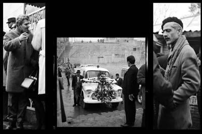 نمایشگاه عکس یحیی دهقانپور در گالری راه ابریشم