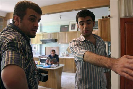 بهمن جلالی در عکسی ناتمام