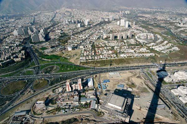 آرش حمیدی، ازبرج میلاد به سمت شمال، ابان ۱۳۸۵