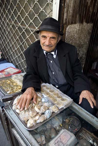نیما اسماعیل پور، بازار بزرگ، اردیبهشت۱۳۸۶