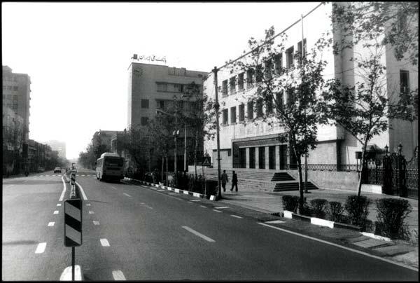محسن یزدی پور،خیابان فردوسی،مسیر شمال به جنوب