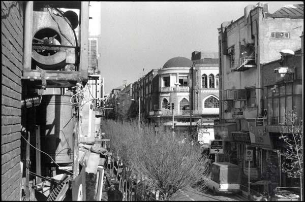 محسن یزدی پور، خیابان لاله زار، سال ۱۳۸۵