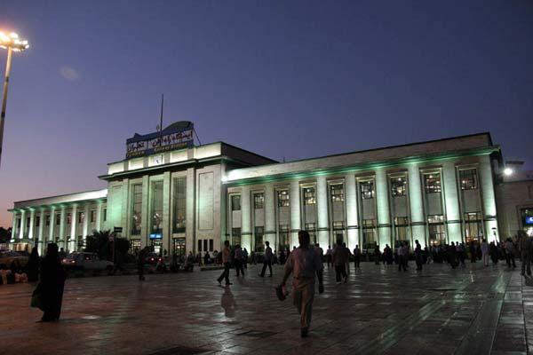 سید جلیل حسینی زهرایی،ایستپاه قطار،میدان راه آهن،۱۳۸۶