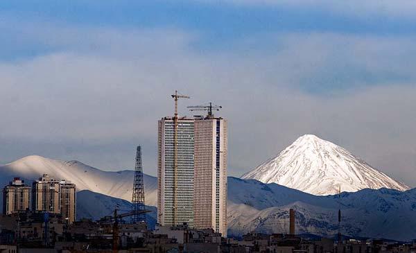 میلاد پیامی،چشم انداز تهران،از اتوبان یادگار امام(ره) به سمت شرق، سال۱۳۸۶
