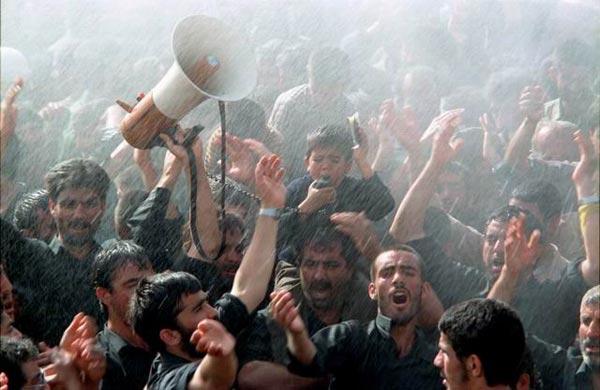 حمید رضا ولی،مصلای تهران