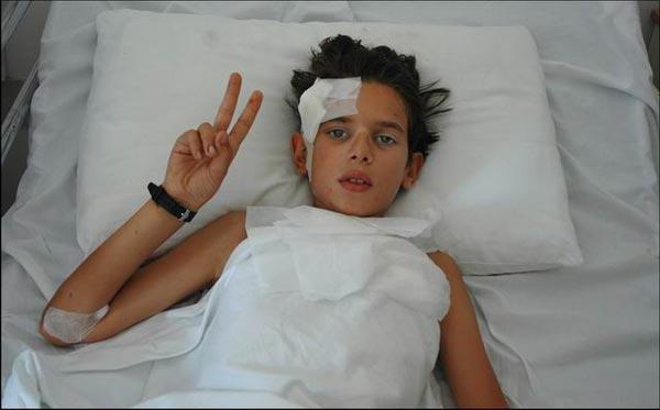 وحید فرجی – جنگ لبنان – عکس ۵