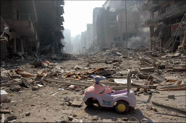 وحید فرجی – جنگ لبنان – عکس ۶