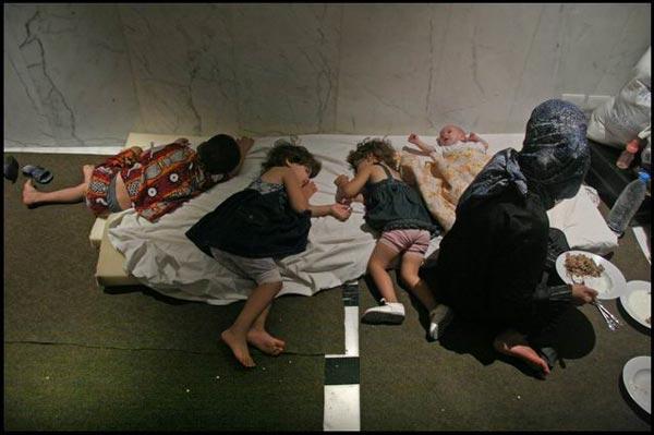 سعید فرجی،خوابی برای فردا، صیدا،اردوگاه پناهندگان
