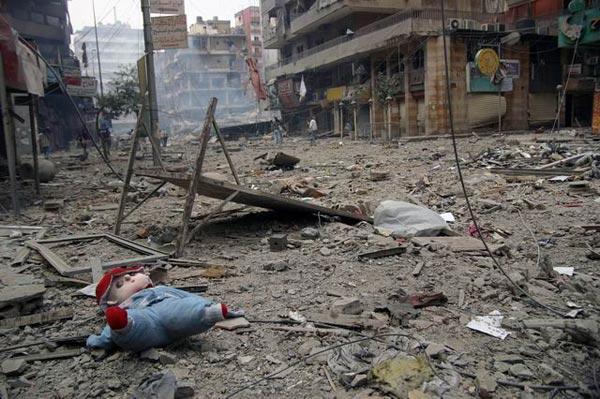 هادی مختاریان،مربع امن،جنوب بیروت