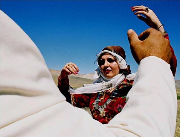 علی حسنعلی زاده، عروسی ایل، روستای شرف