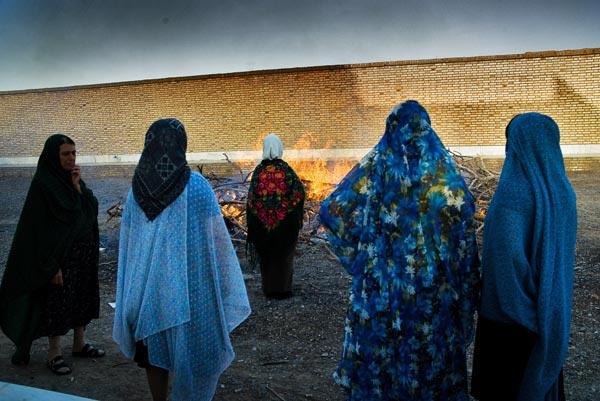 مرضیه ایوتین – جشن هیرو مبا – شریف آباد اردکان – عکس ۴
