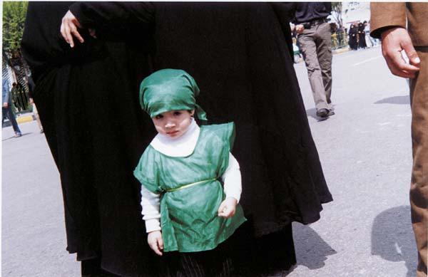امیر مهدی اسدی،۴ساله، کودک و مادرش، تهران