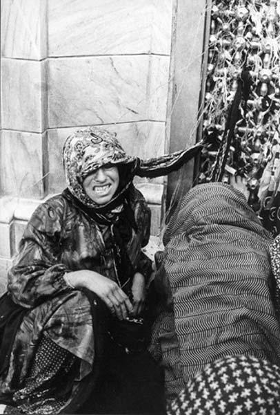 غزال روفرشی باف طوسی، یا ضامن آهو،مشهد