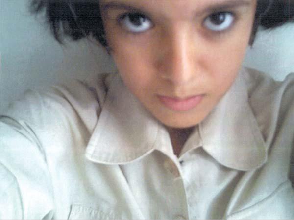 نسیم شادمان،۱۰ ساله،تهران،بدون عنوان