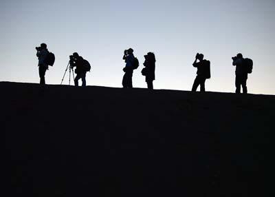 گزارش تور عکاسی خلاق در کویر شهداد کرمان