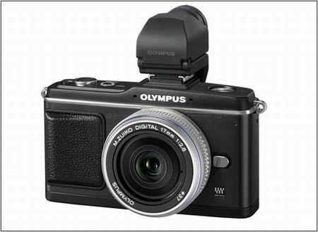 معرفی دوربین Olympus EP-2
