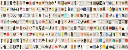 نمایشگاه «متفرقهها» آرش حنایی در گالری آران