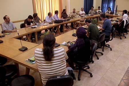 گزارش اولین نشست مترجم متون عکاسی