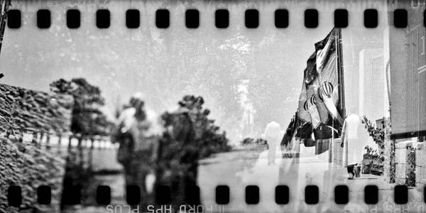 مستندنگاری ناواضح – عکاسی آنالوگ – ۲۵×۵۰ سانتیمتر – ۱۳۸۹ – عکس ۴
