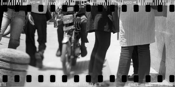 مستندنگاری ناواضح – عکاسی آنالوگ – ۲۵×۵۰ سانتیمتر – ۱۳۸۹ – عکس ۷
