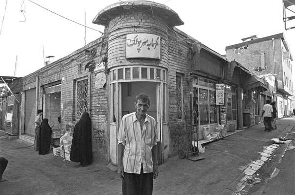 عودلاجان و چال میدان – عکاسی آنالوگ – ۴۴×۲۹ سانتیمتر – ۱۳۷۸ – عکس ۴