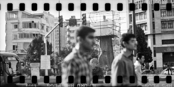 مستندنگاری ناواضح – عکاسی آنالوگ – ۲۵×۵۰ سانتیمتر – ۱۳۸۹ – عکس ۸
