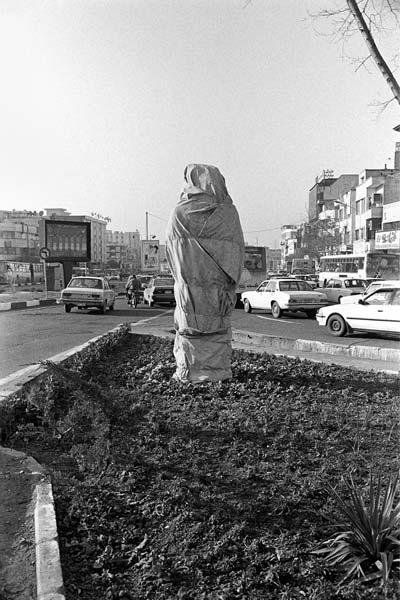 مجموعه مناظر شهری. عکاسی آنالوگ – ۶۰×۴۰ – ۱۳۸۶ – عکس ۹