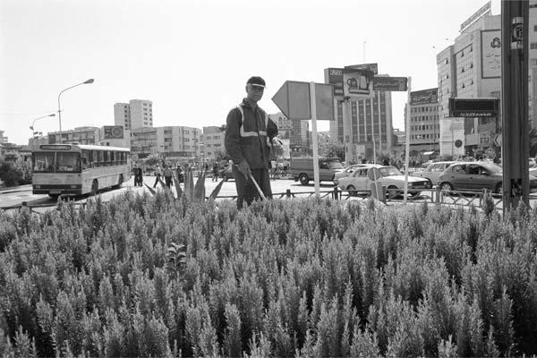 مجموعه مناظر شهری. عکاسی آنالوگ – ۶۰×۴۰ – ۱۳۸۶ – عکس ۶