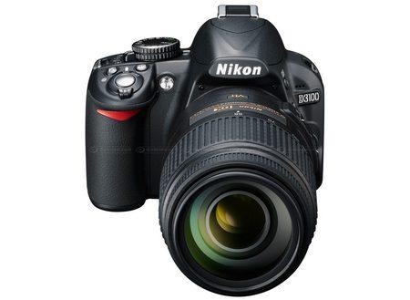 معرفی دوربین جدید Nikon D3100