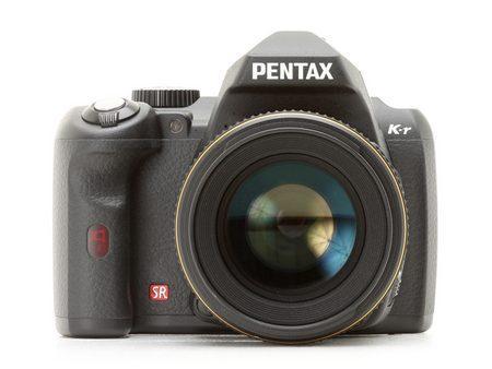 معرفی دوربین جدید Pentax K-r