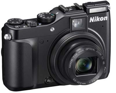 معرفی دوربین جدید Nikon P7000