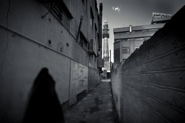 سهیل دولت آبادی- عکس اول