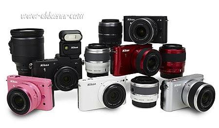 ورود نیکون به بازار دوربینهای بدون آینه